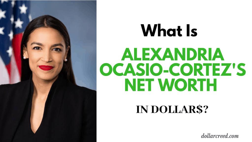 Photo of Alexandria Ocaso-Cortez