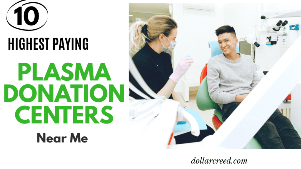 Image of Plasma Donation Centers