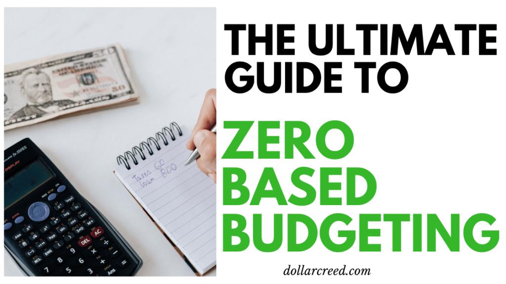 Image Of Zero Based Budgeting