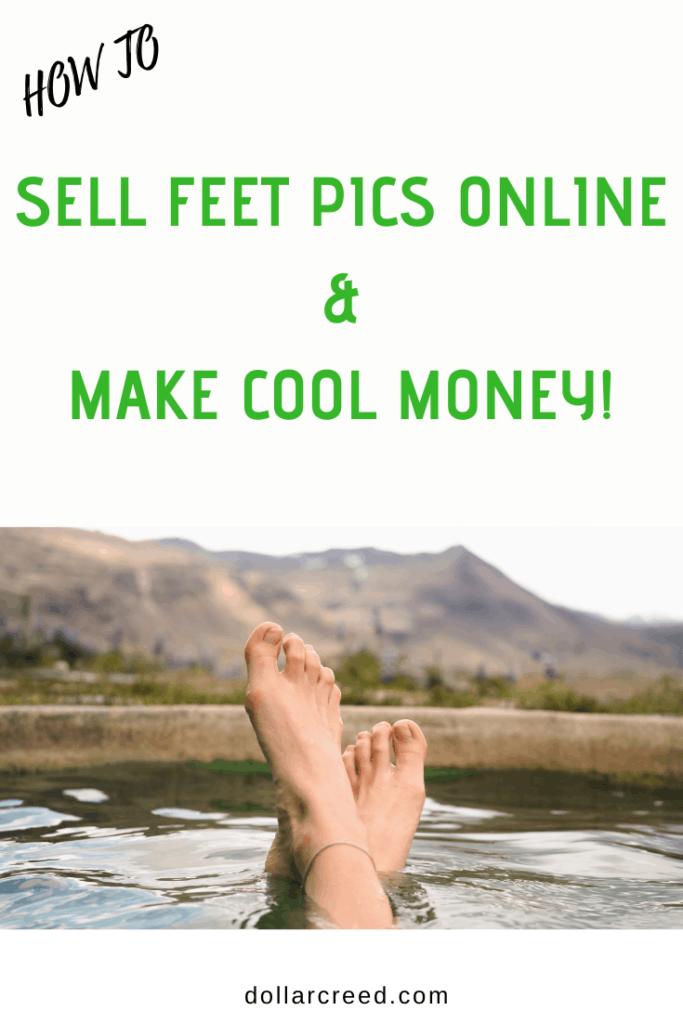 Pin image of sell feet pics
