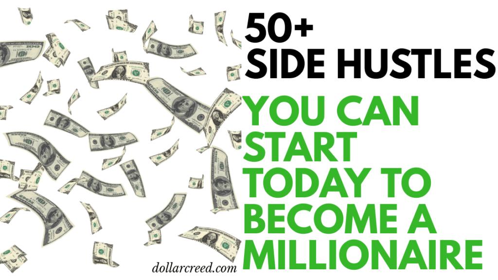 Image of side hustles