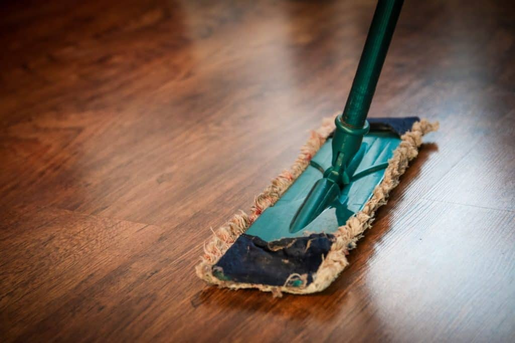 Photo of a mop