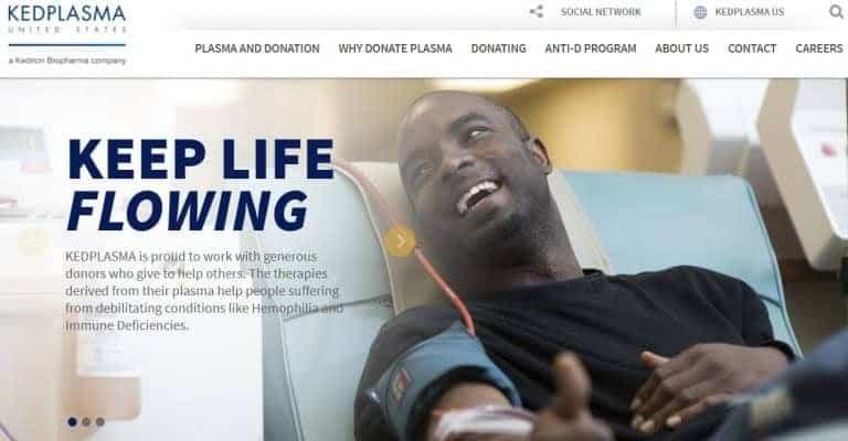 Photo of Kedplasma Donation Centers