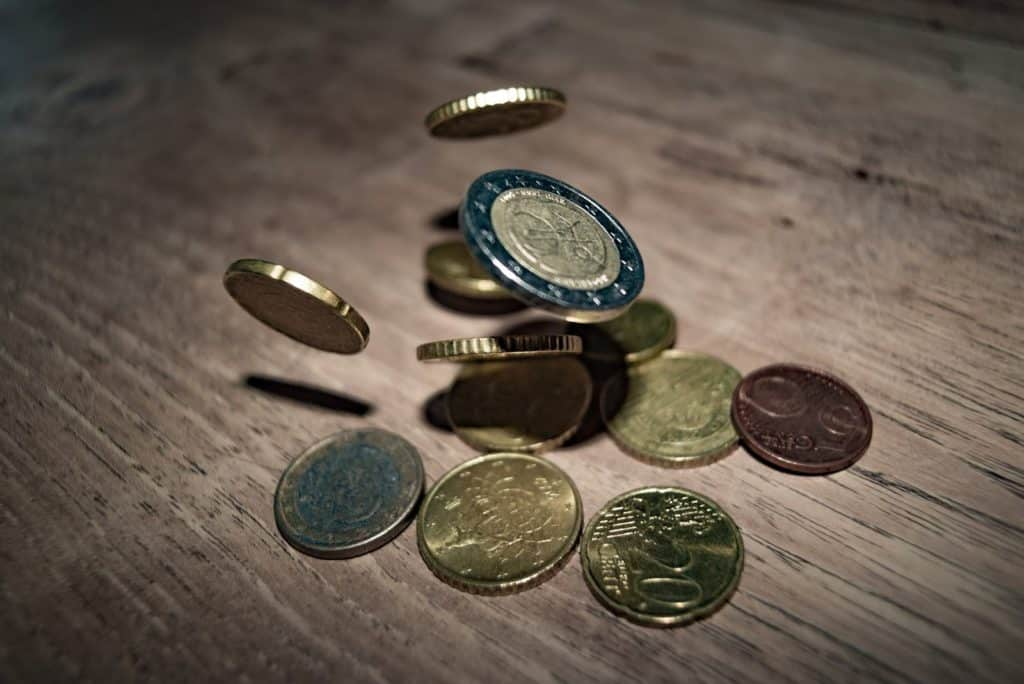 Photo of cents