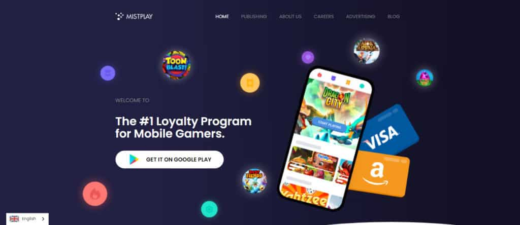 Photo of Mistplay; a site you can earn cash by playing games