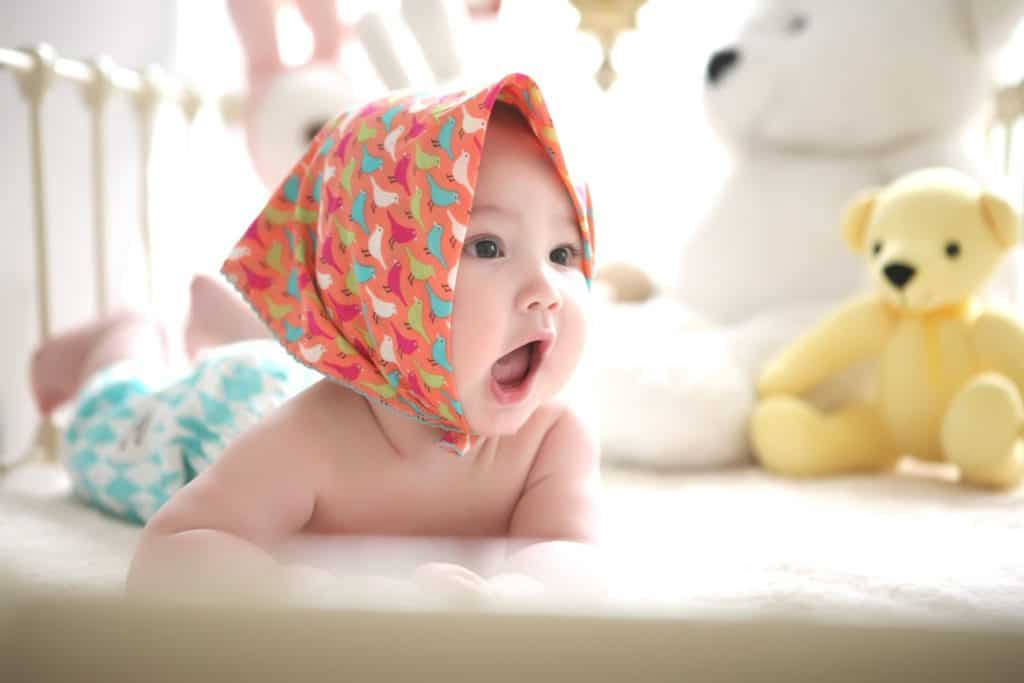 Photo of a baby
