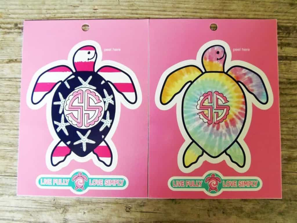 Photo of Simply Southern stickers