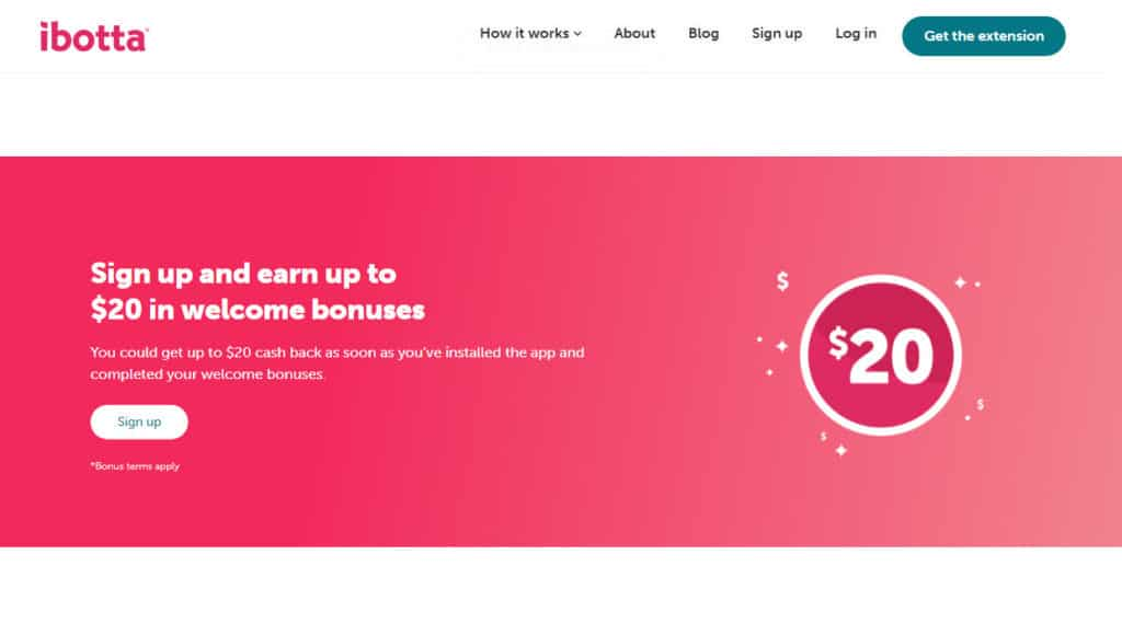 Photo of Ibotta site ; a way to earn free paypal money instantly