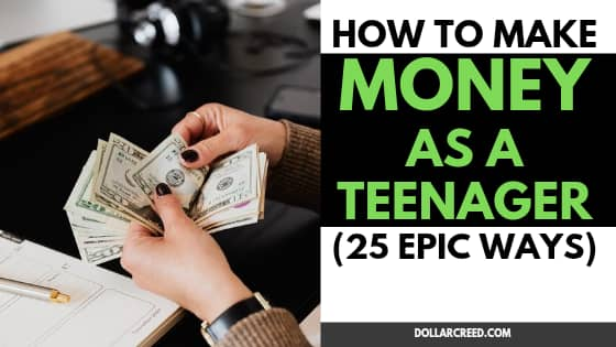 Image of how to make money as a teenager