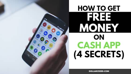 Image of how to get free money on cash app