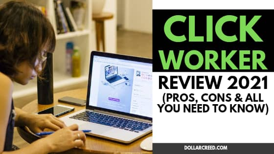 Image of clickworker review