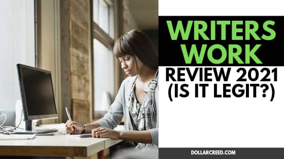 Image of Writers Work review
