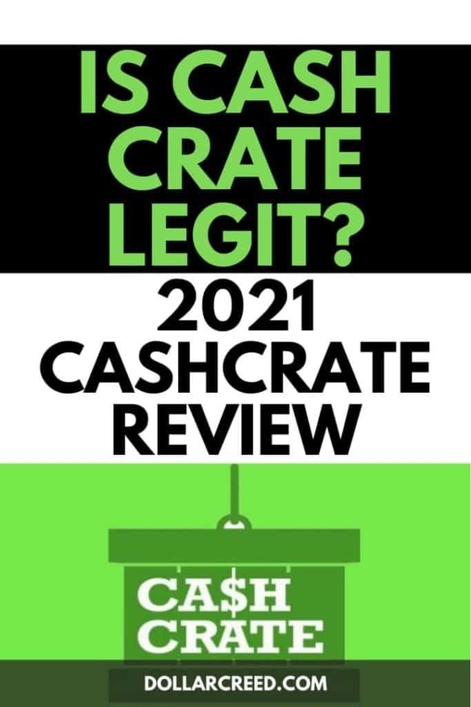 Pin image of is cash crate legit?