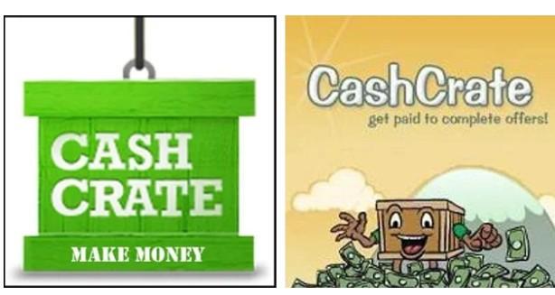 Photo of cash crate logo