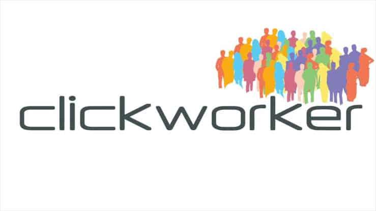 Photo of Clickworker logo