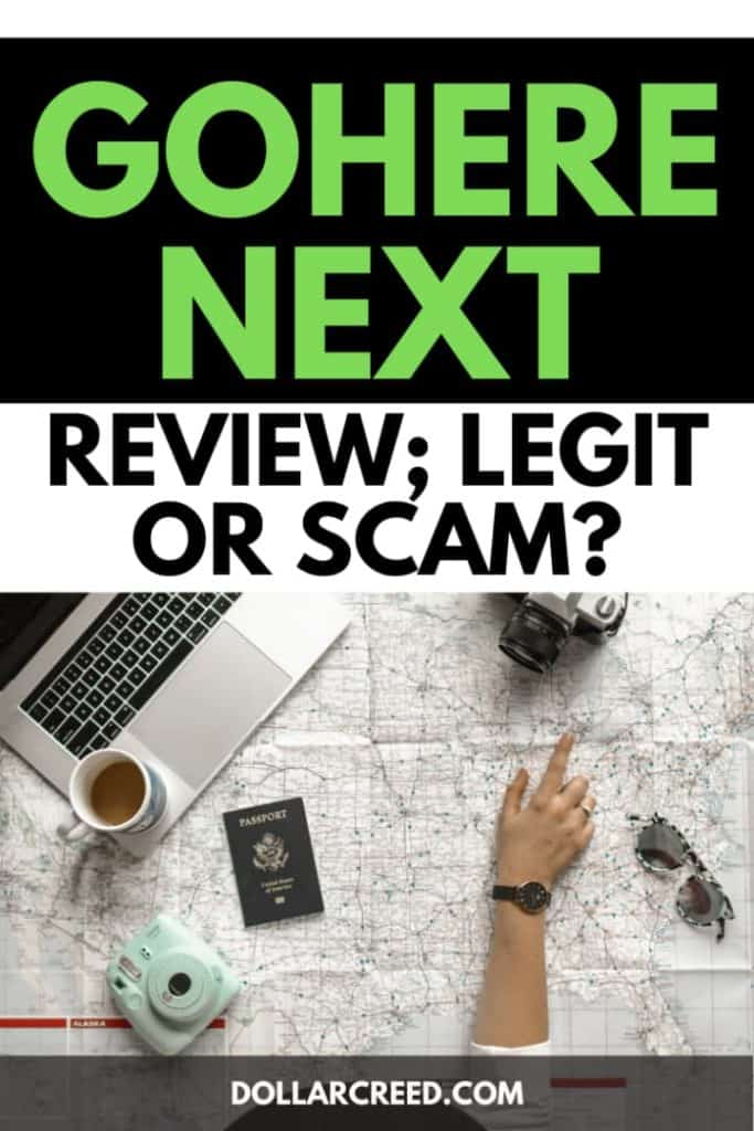 Pin image of goherenext review