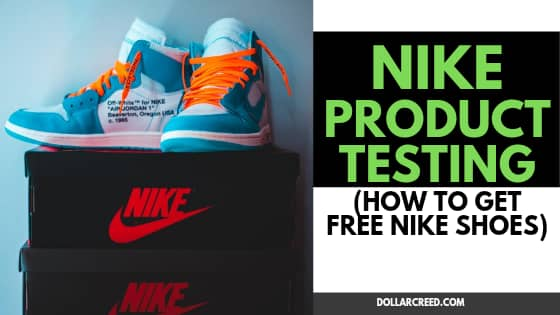 Image of Nike Product Testing